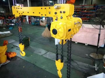 Without Trolley 2 Ton 6m Twin Hook Electric Chain Hoist