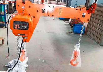 250KG Industrial Lifting 3m Electric Chain Hoist Crane