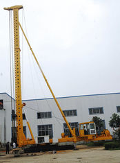 Hydraulic Walking Multifunctional Vibrating Pile Driver With 360 ° Rotation